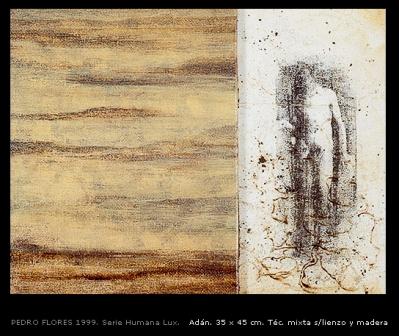 Adán 1999. 35x45 cm.