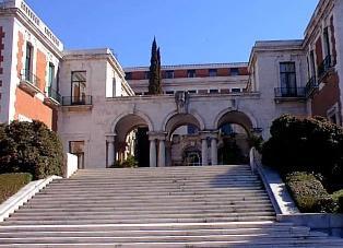 Casa de Velázquez, Madrid.