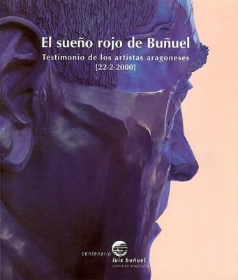 Portada del catálogo El sueño rojo de Luis Buñuel.