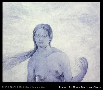 Evaluz. 46x55 cm.