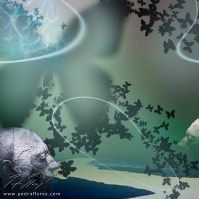 Memoria REM # 6. Collage digital