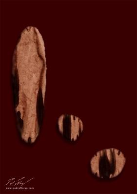 Poemas de otro # 1. Collage digital