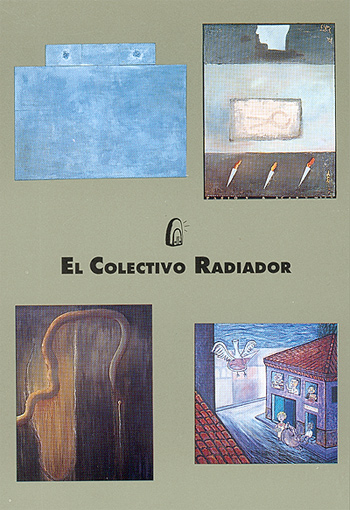 Invitación de la exposición Itinerante de El Colectivo Radiador.