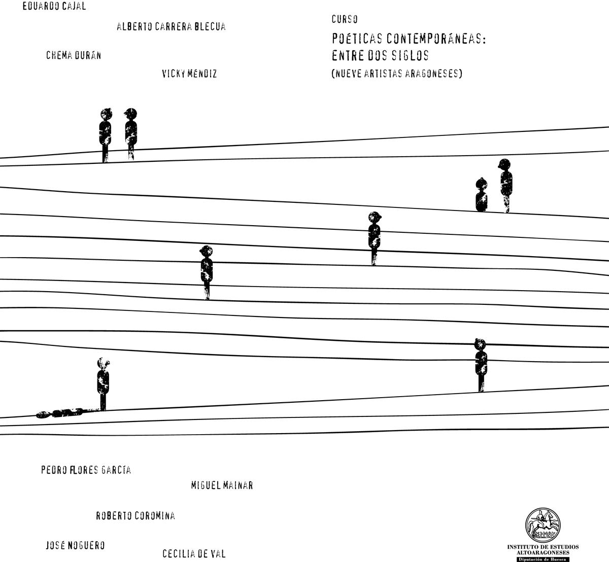 Poéticas contemporáneas. Instituto de Estudios Altoaragoneses.